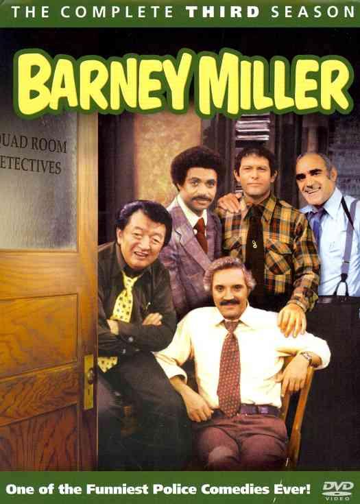 BARNEY MILLER:COMPLETE THIRD SEASON BY BARNEY MILLER (DVD)