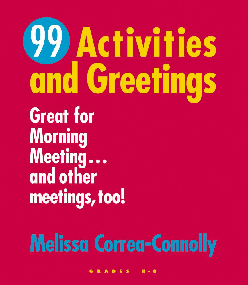 99 Activities And Greetings By Correa-Connelly, Melissa